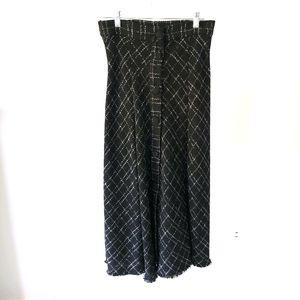 Zara Women's Button Down Maxi Skirt